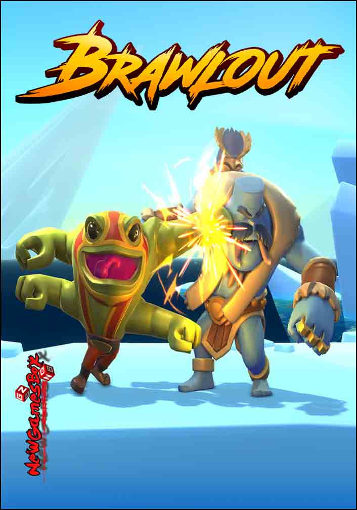 Brawlout Free Download Full Version PC Game Setup