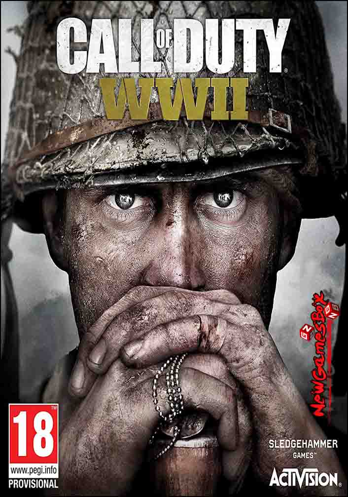 Call Of Duty WWII Free Download COD World War 2 PC Game