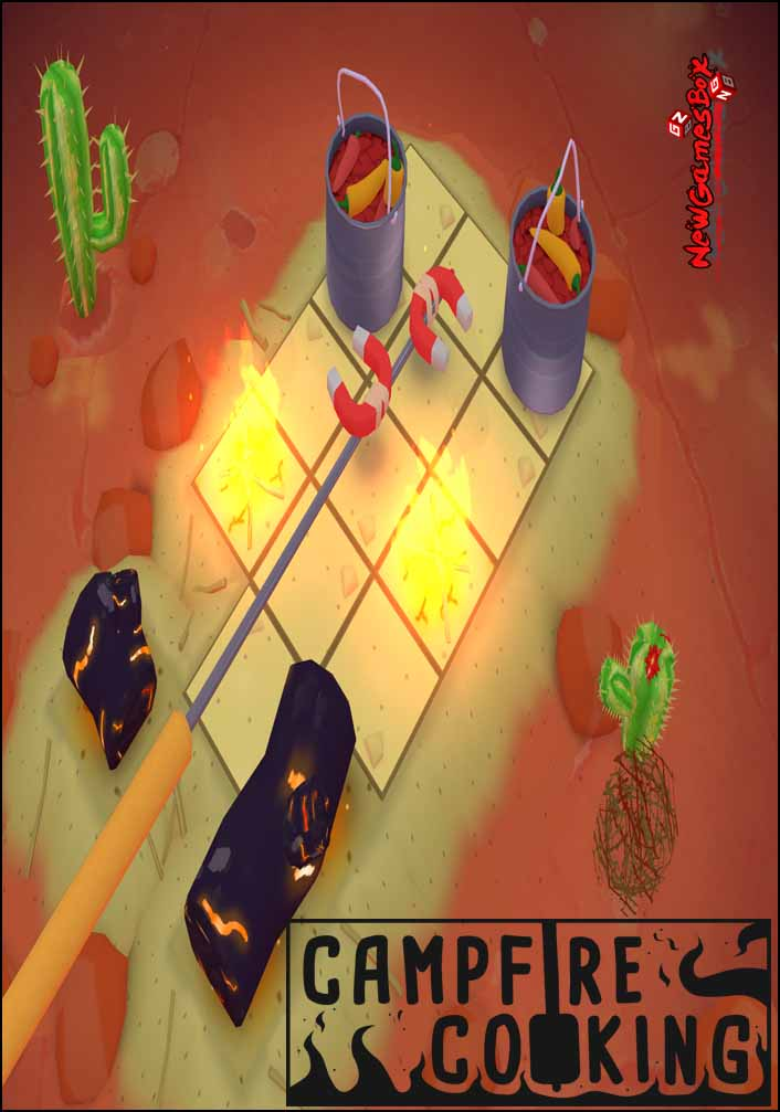 Campfire Cooking Free Download