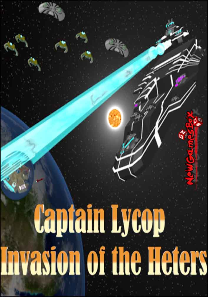 Captain Lycop Invasion of the Heters Free Download