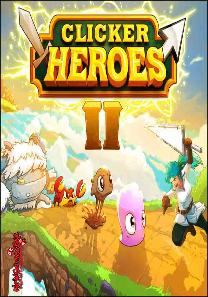 Clicker Heroes 2 Free Download FULL Version PC Setup