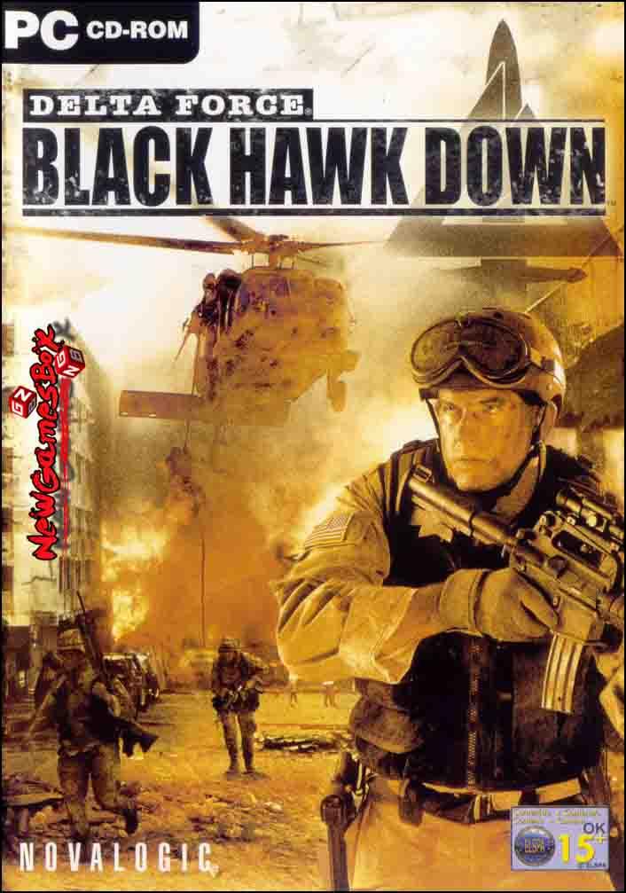 Delta Force Black Hawk Down Free Download