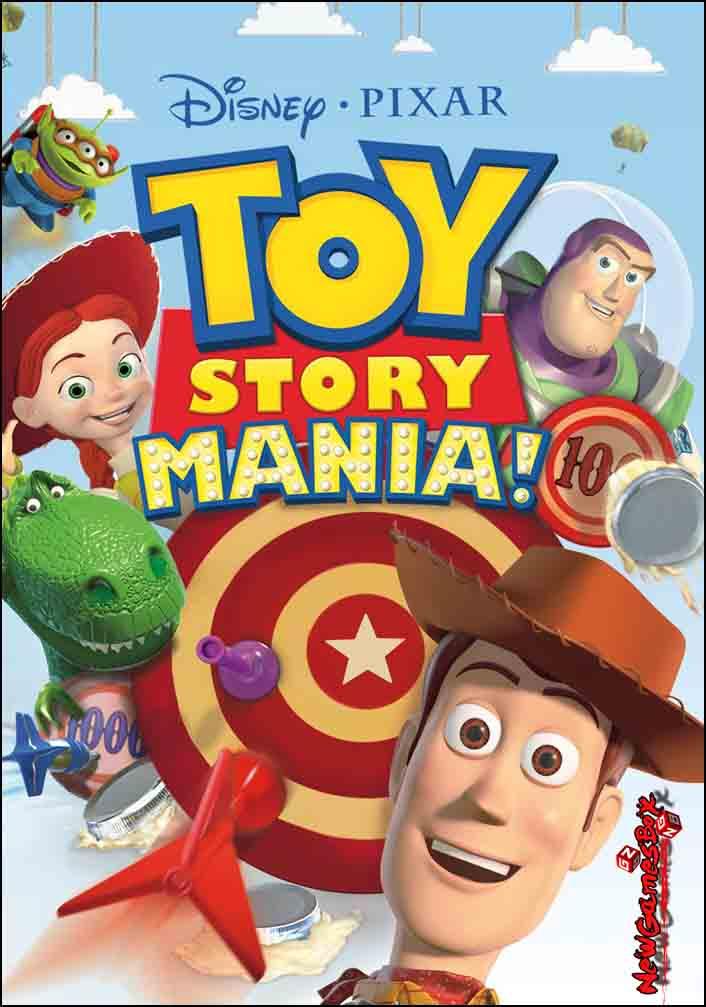 Disney Pixar Toy Story Mania Free Download