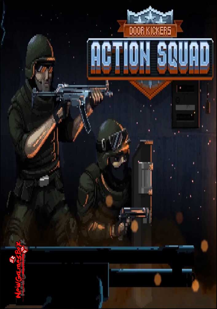 Door Kickers Action Squad Free Download