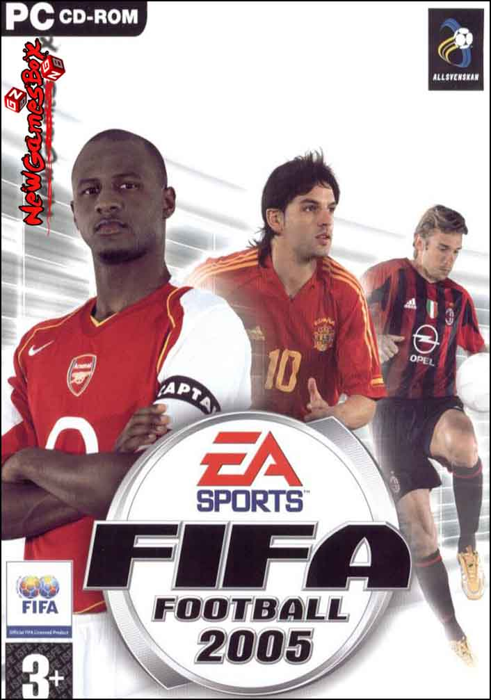 FIFA 05 Free Download