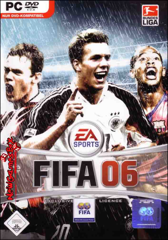 FIFA 2006 Free Download