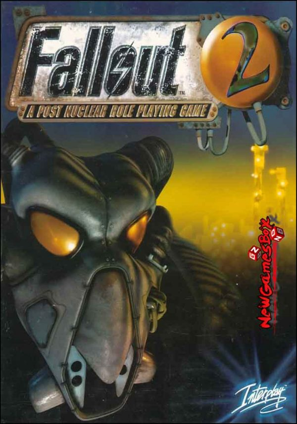 Fallout 2 Download Free Full Version PC Game Setup