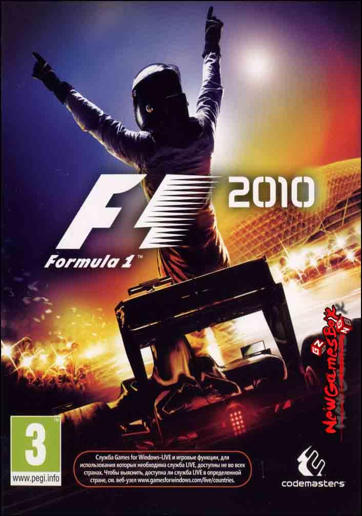 F1 2010 free download gamehackstudios.