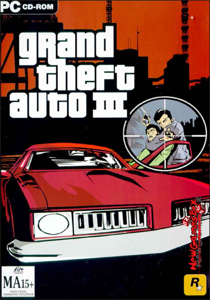 Grand Theft Auto III Free Download