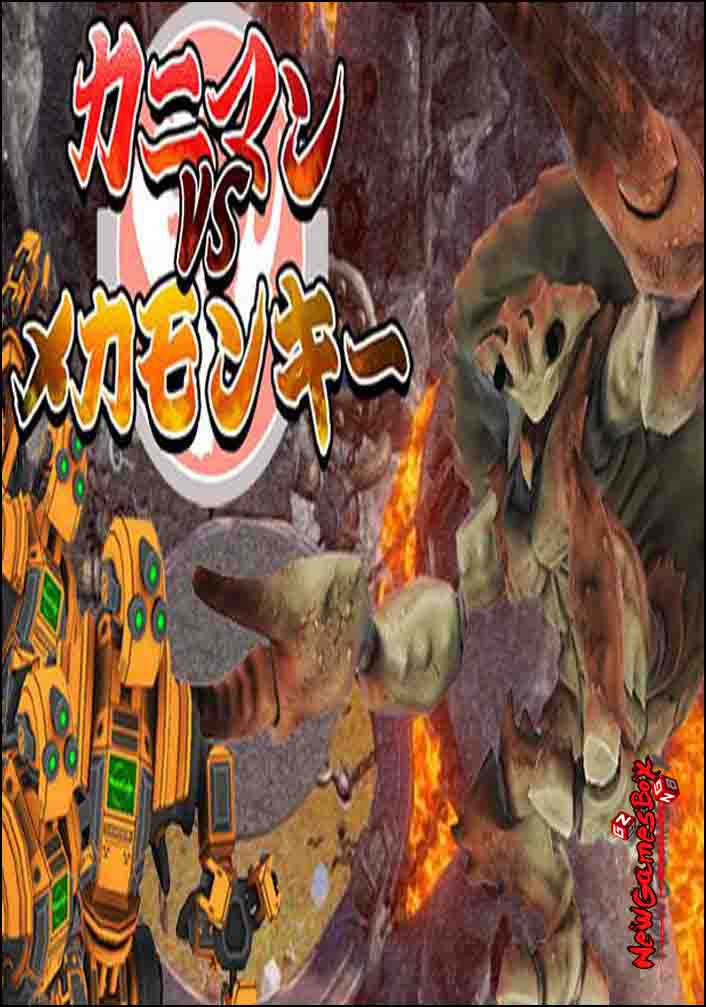 Kaniman VS mechanical monkey Free Download