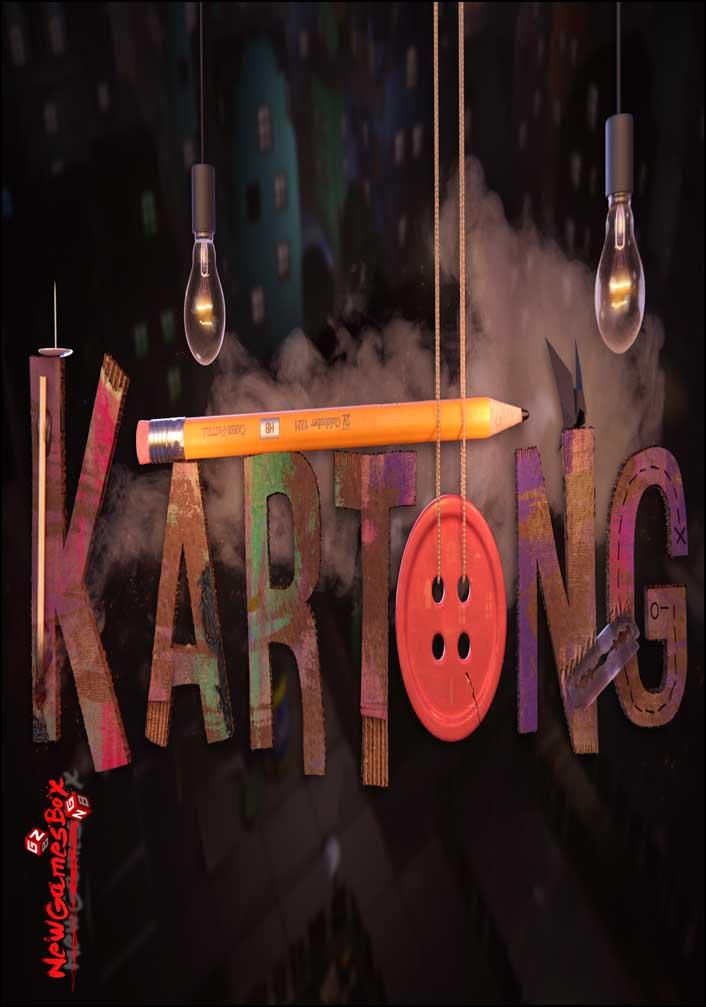Kartong Death by Cardboard Free Download