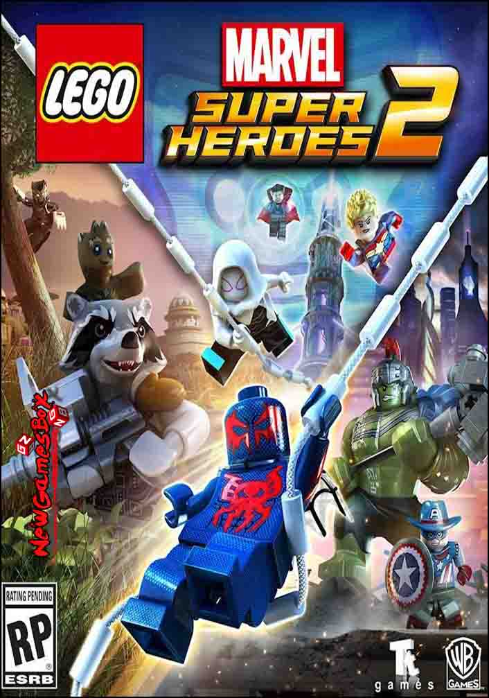 LEGO Marvel Super Heroes 2 Free Download Full Version