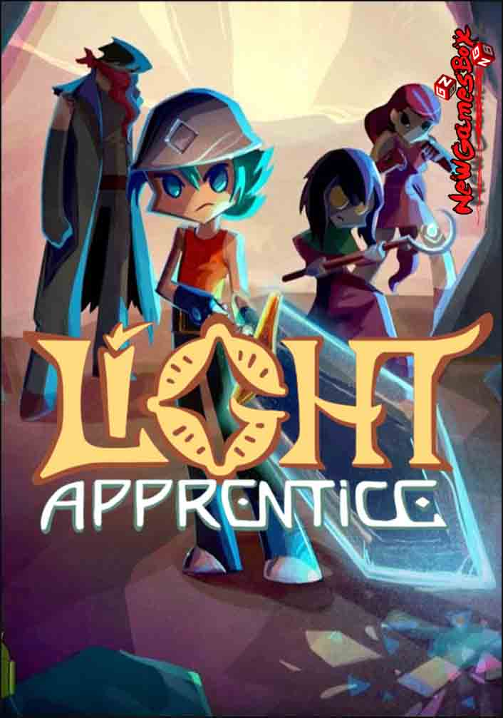 Light Apprentice The Comic Book RPG Free Download