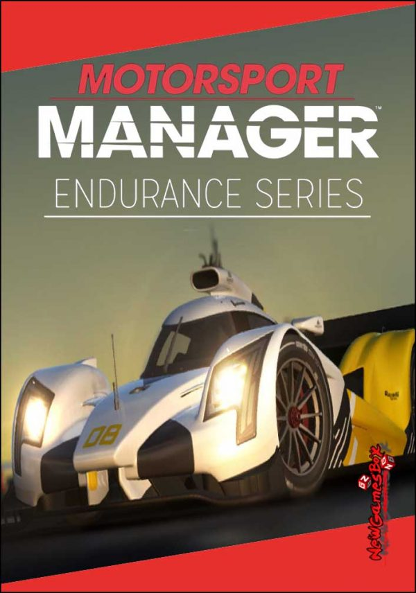 Motorsport Manager Endurance Series Download