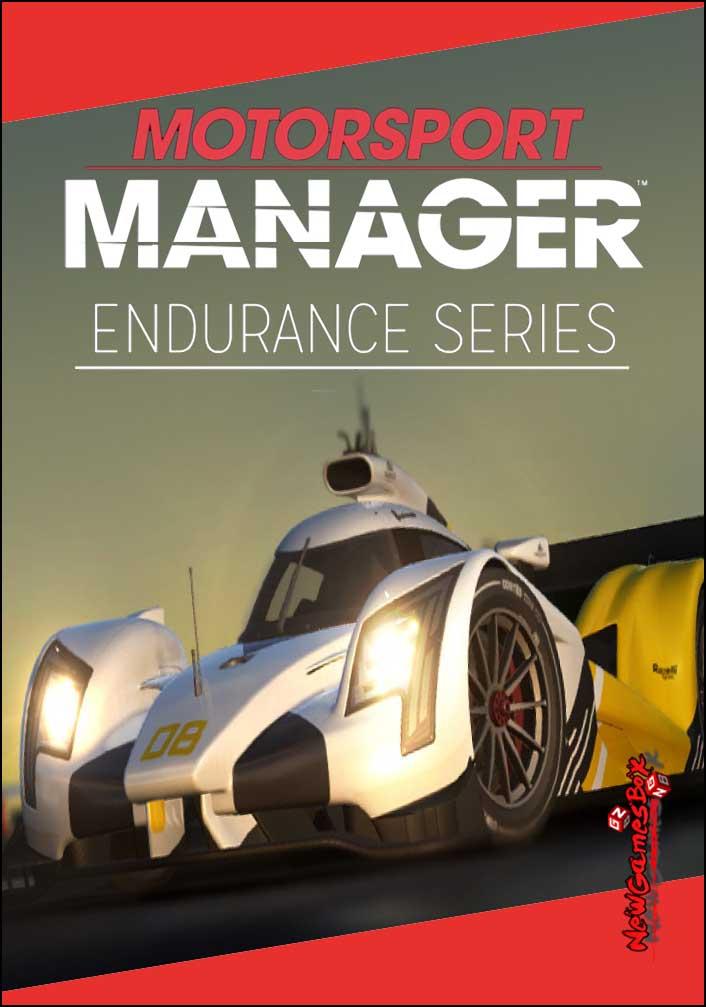 Motorsport Manager Endurance Series Download