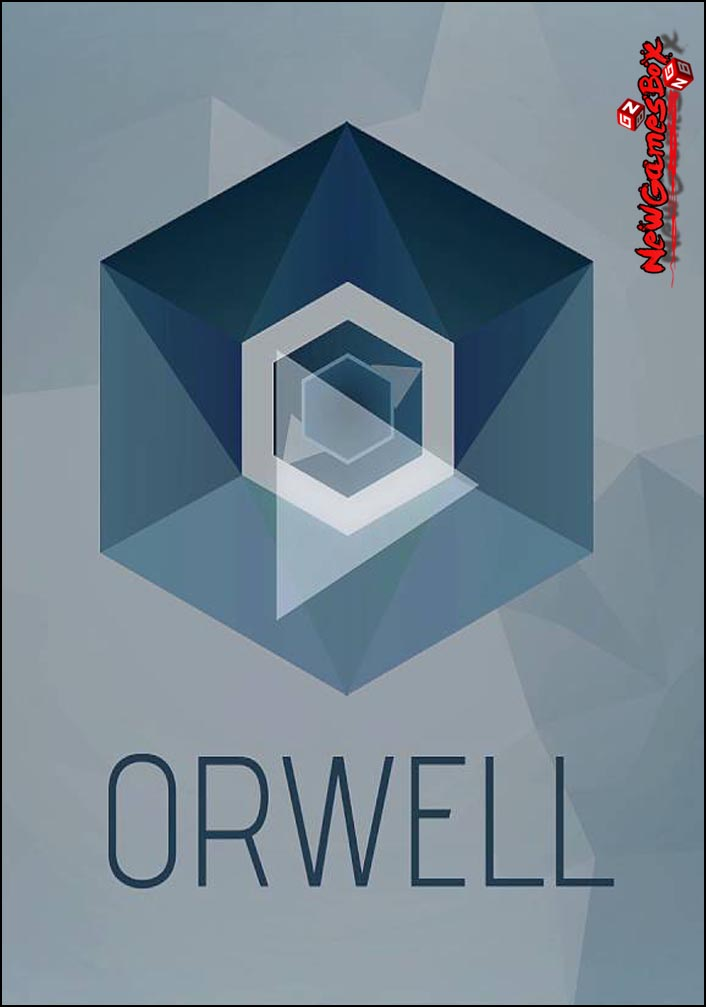 Orwell Keeping an Eye On You Free Download