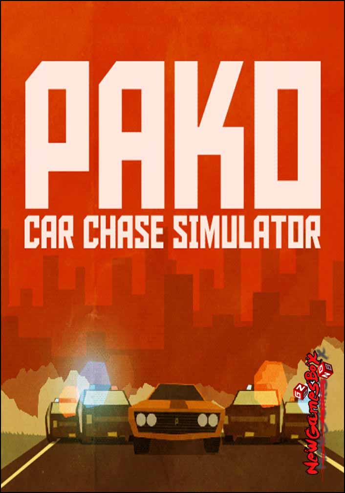 PAKO Car Chase Simulator Free Download
