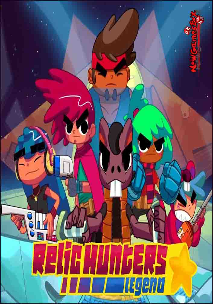 Relic Hunters Legend Free Download