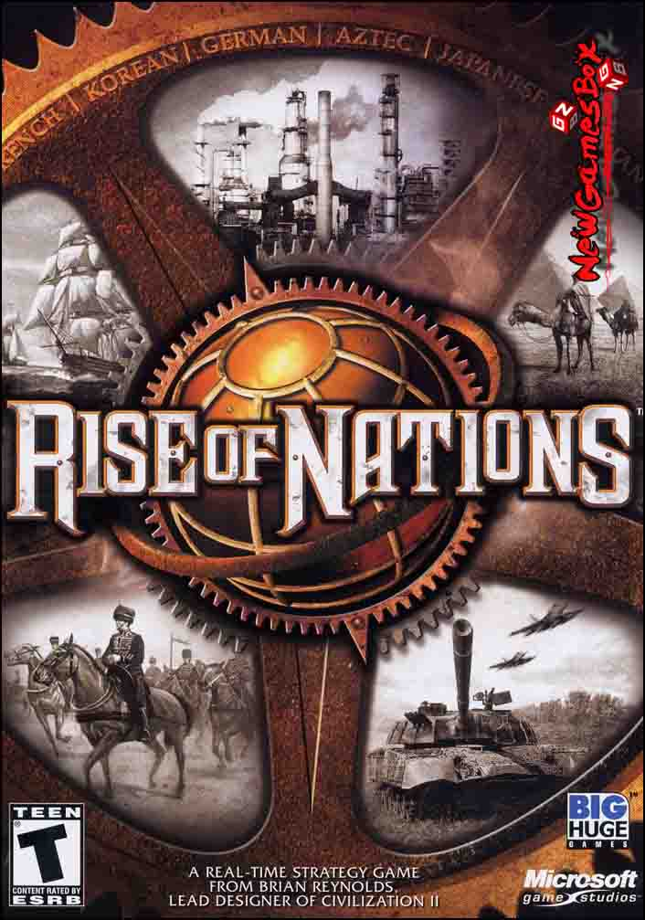 how to play rise of nations