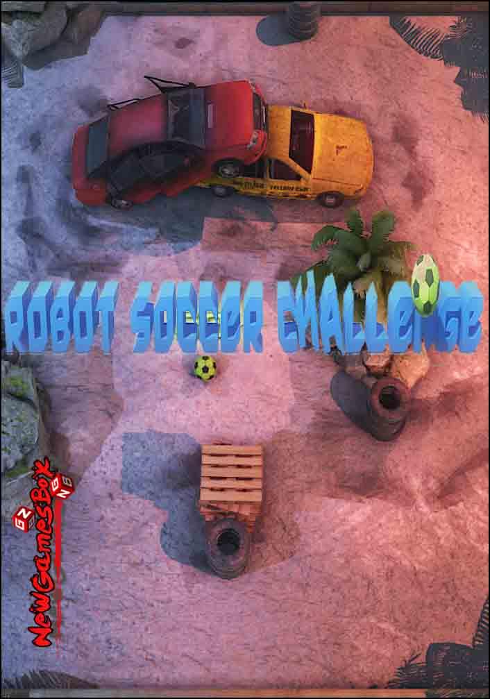 Robot Soccer Challenge Free Download