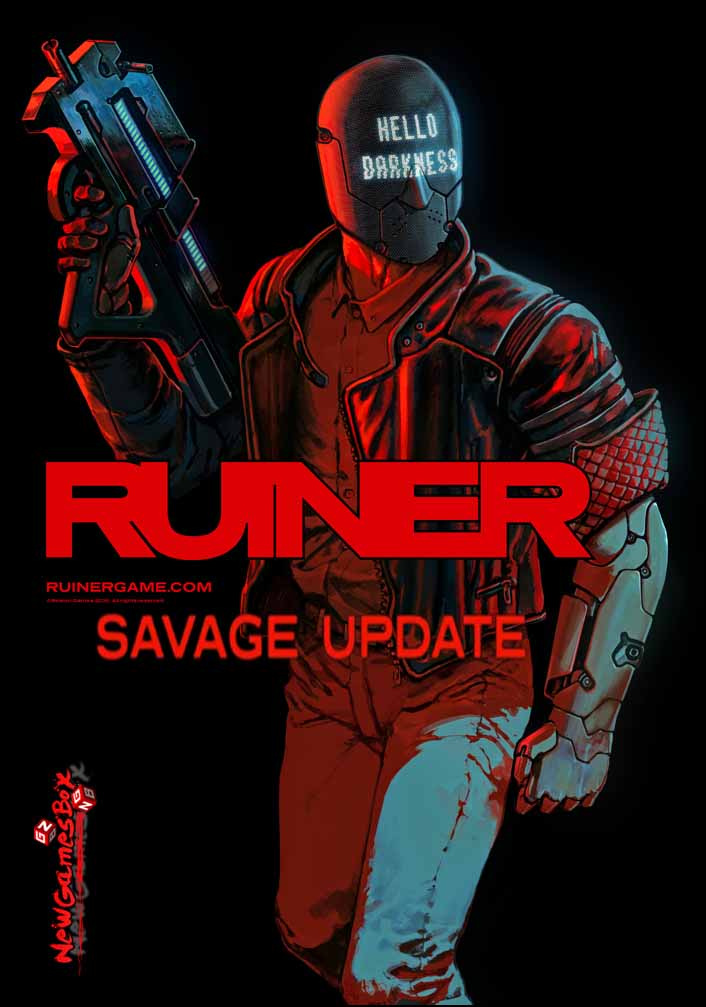 Ruiner Savage Free Download