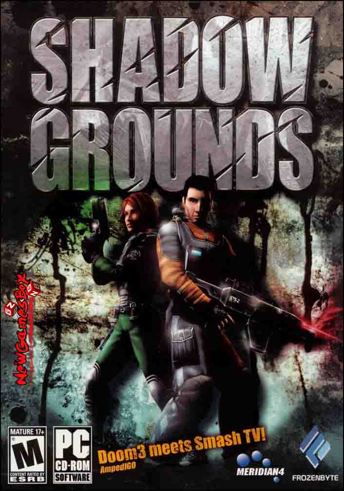 Shadowgrounds Free Download
