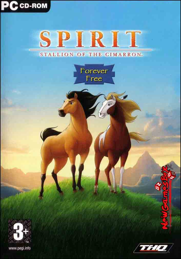 Spirit Stallion of the Cimarron Forever Free Download