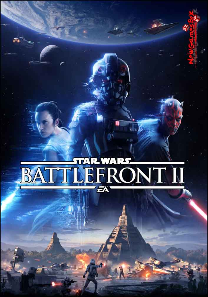 Star Wars Battlefront II 2017 Free Download