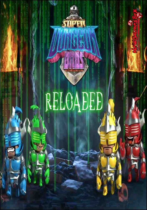 Super Dungeon Bros Reloaded Free Download