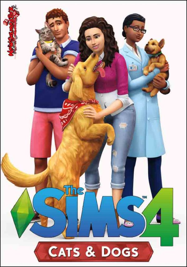 The Sims 4 Cats and Dogs Download Free