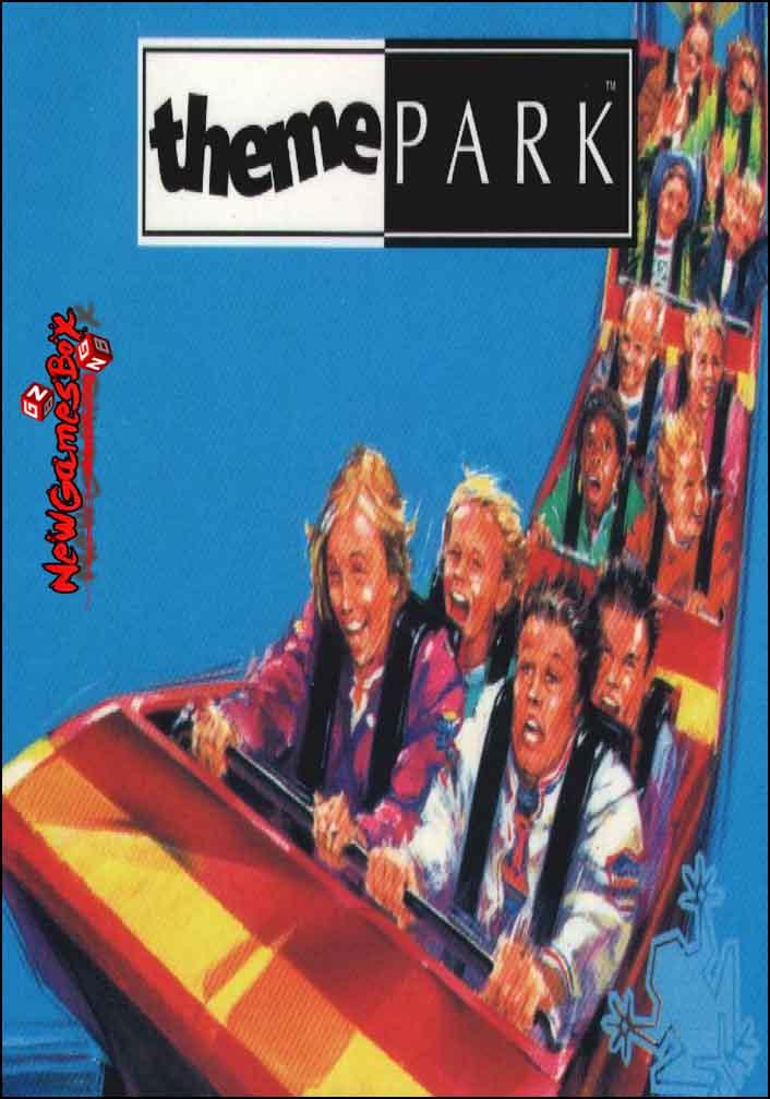 Theme Park Free Download Full Version PC Game Setup