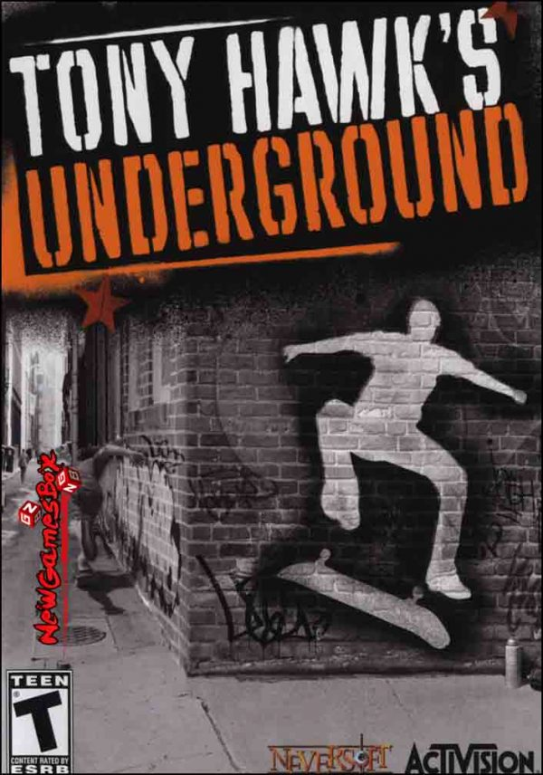 Tony Hawks Underground Free Download
