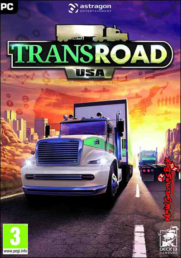 TransRoad USA Free Download