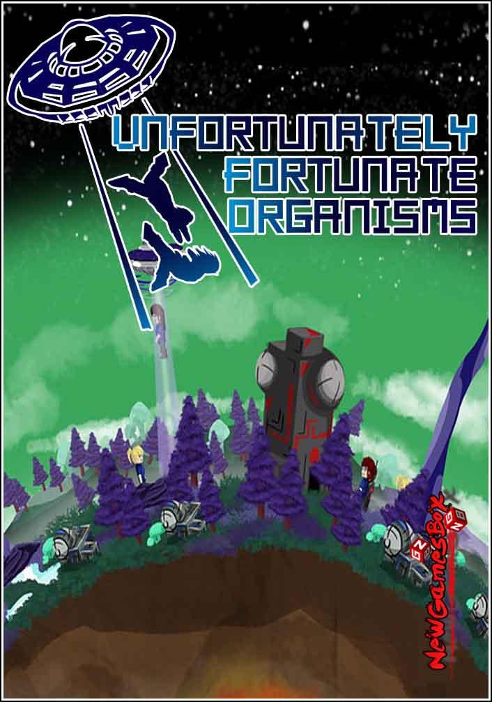 UFO Unfortunately Fortunate Organisms Free Download