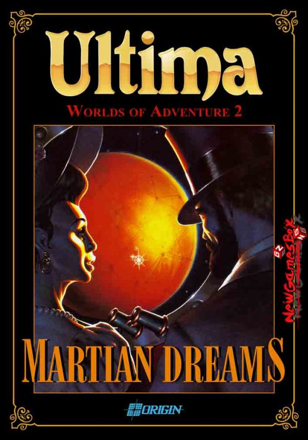 Ultima Worlds of Adventure 2 Martian Dreams Free Download