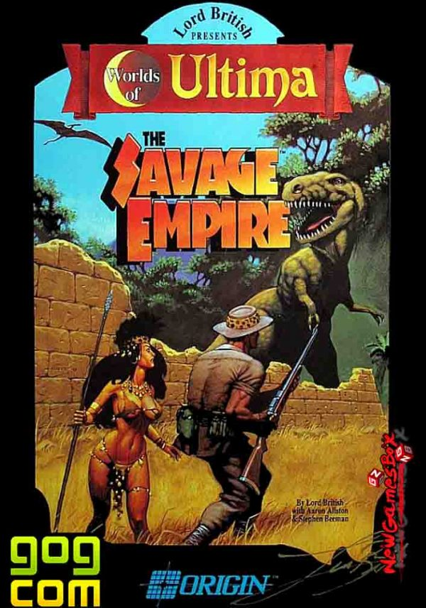 Worlds of Ultima The Savage Empire Free Download