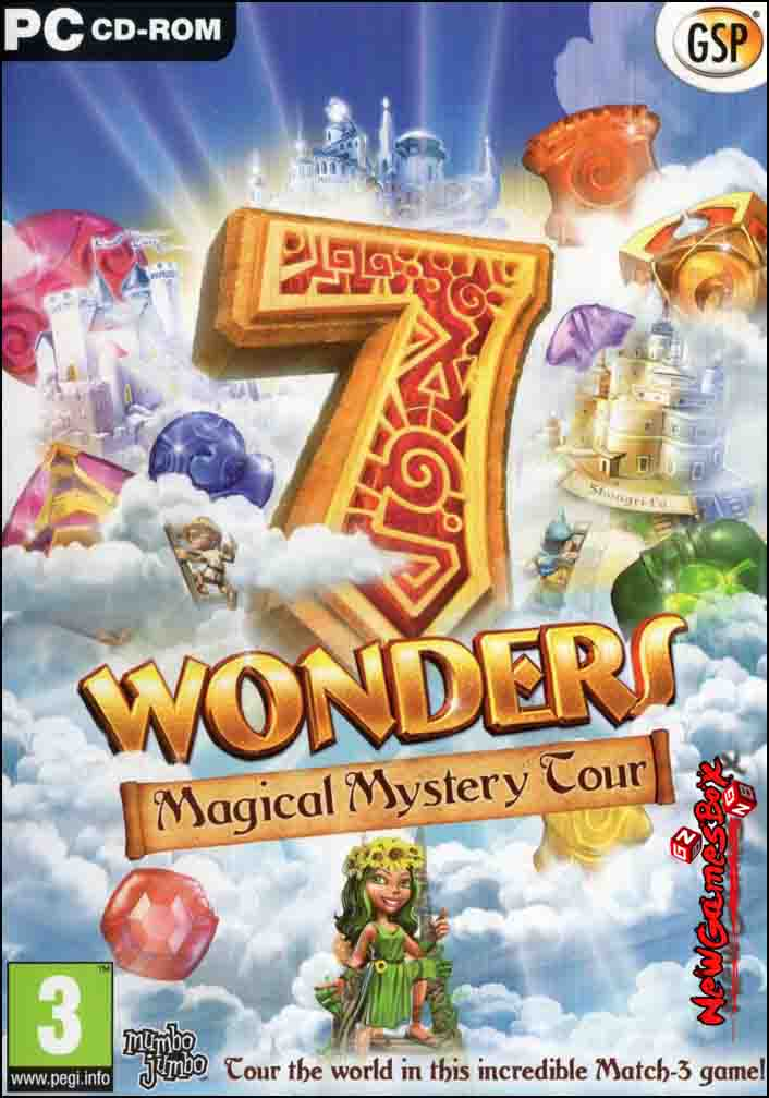 7 wonders magical mystery tour download free