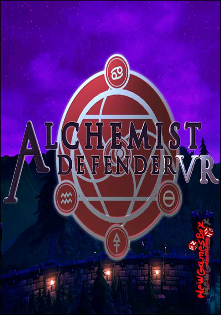 Alchemist Defender VR Free Download
