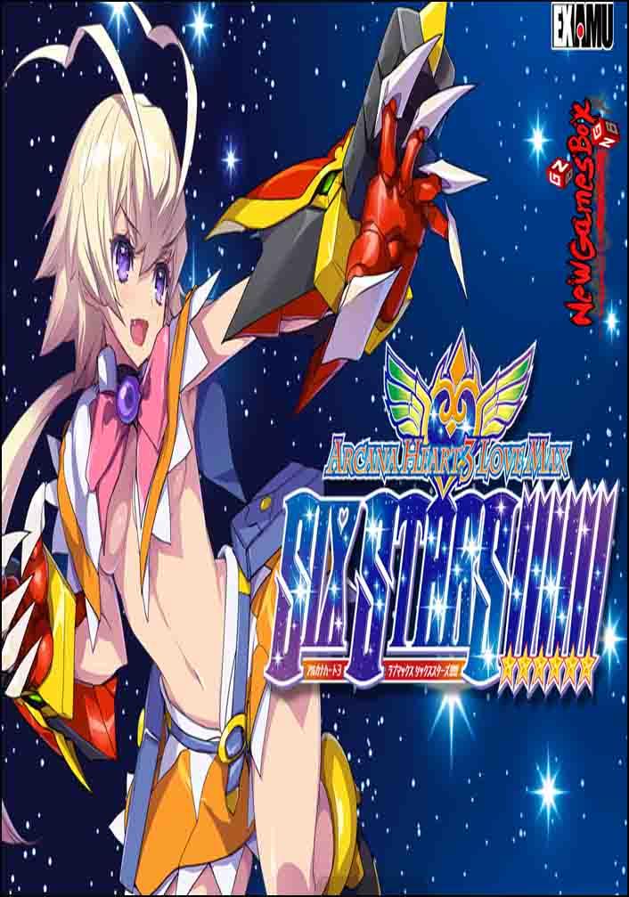 Arcana Heart 3 Lovemax Sixstars Free Download