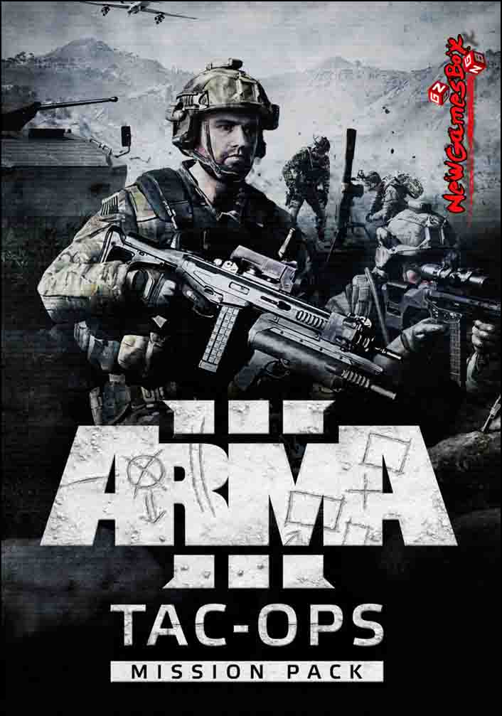 Arma 3 Tac-Ops Mission Pack Free Download