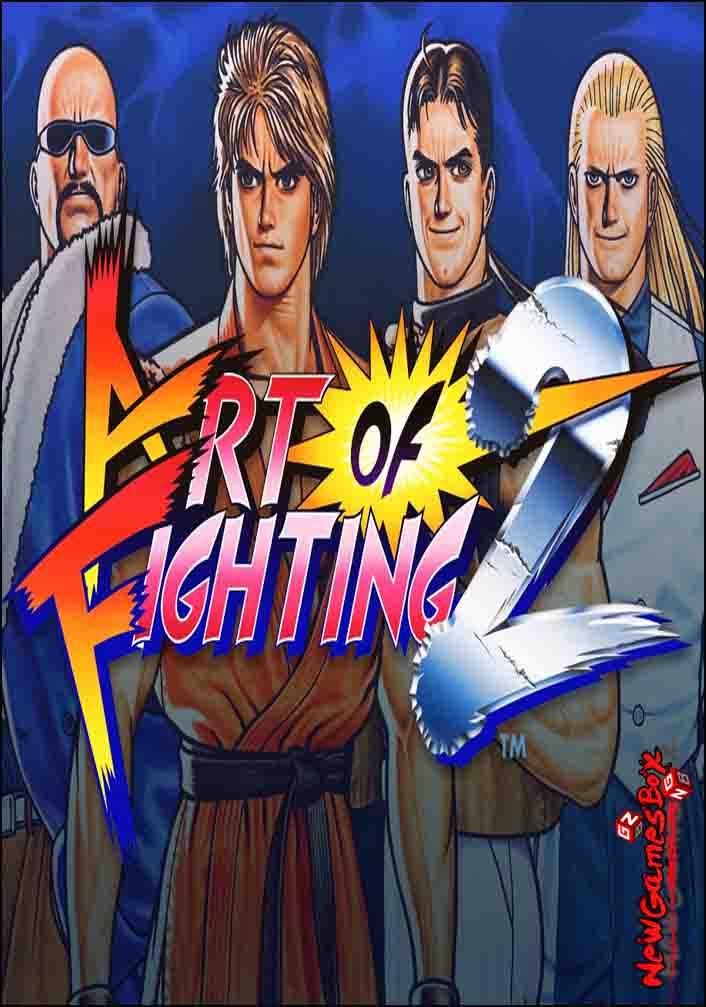 Art Of Fighting 2 Free Download