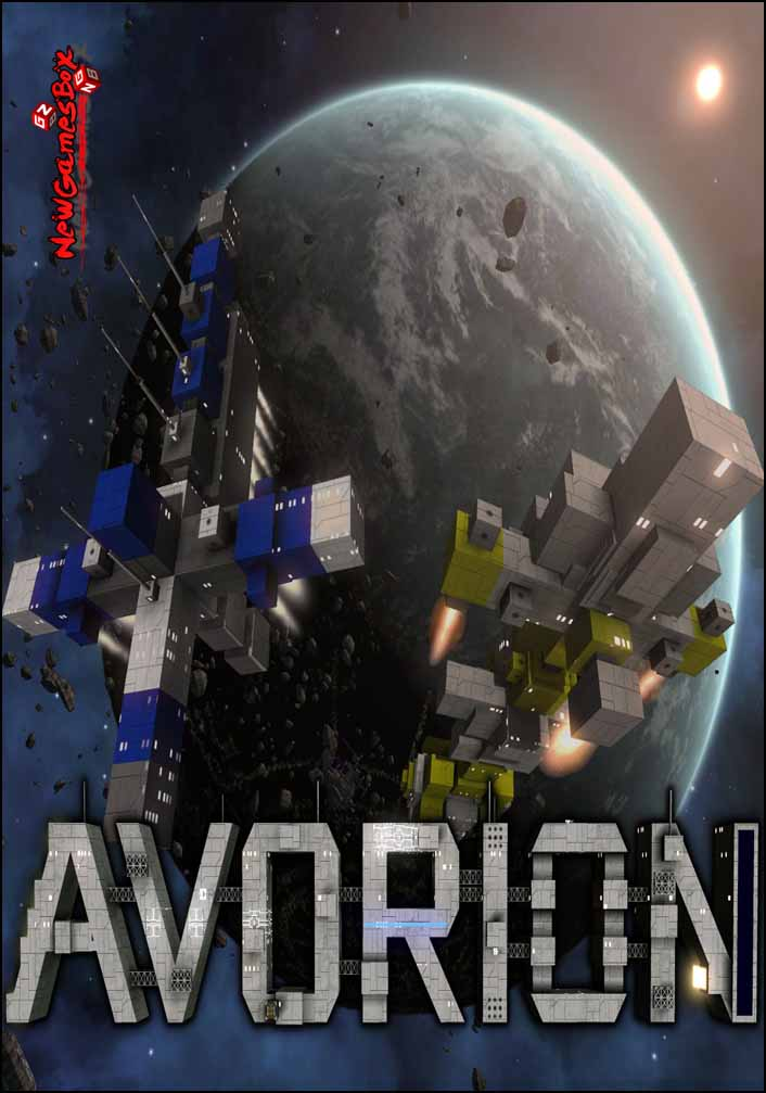Avorion Free Download