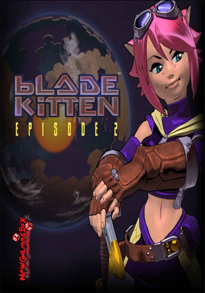 Blade Kitten Episode 2 Free Download