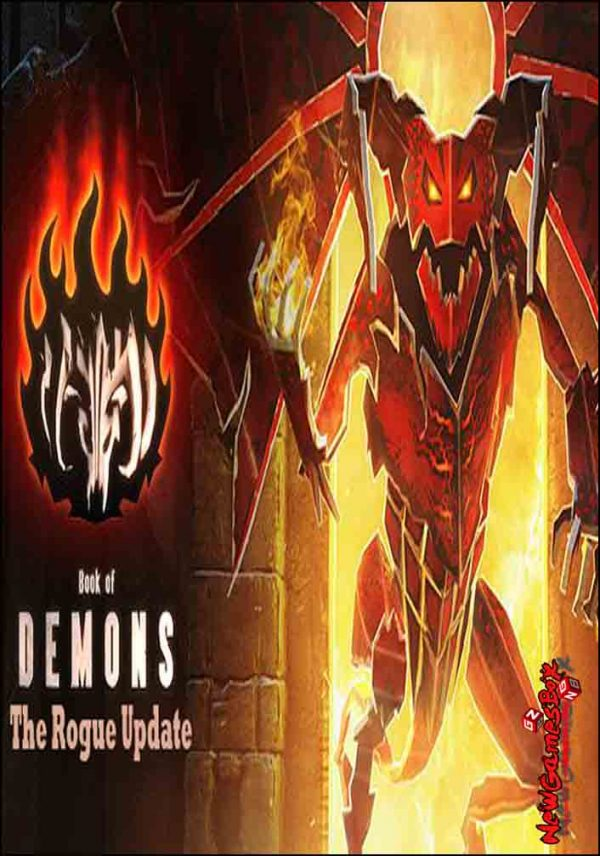Book of Demons The Rogue Update Free Download