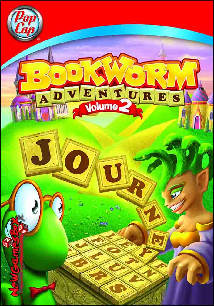 Bookworm Deluxe Full Version Crack