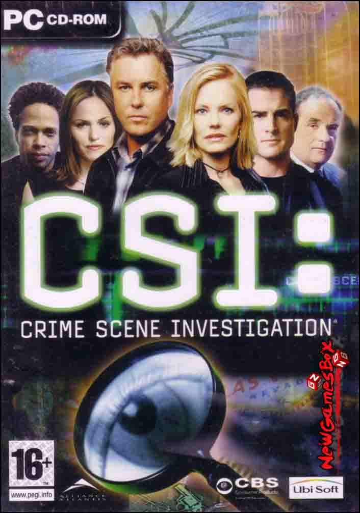 CSI Crime Scene Investigation Free Download