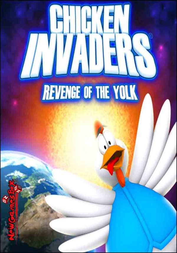 Chicken Invaders 3 Free Download