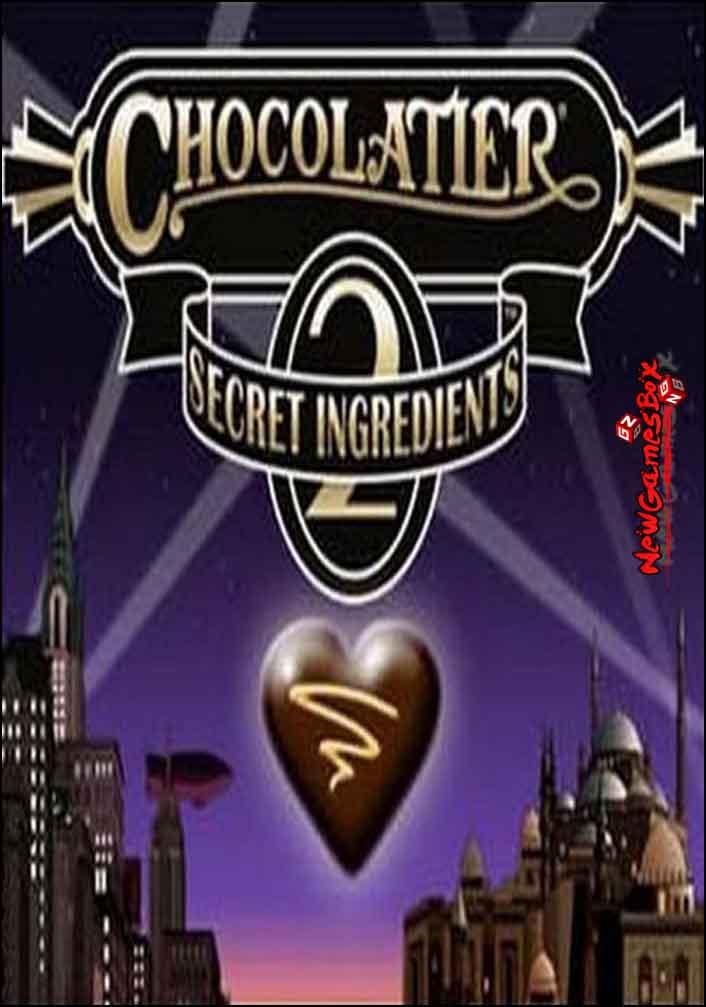 Chocolatier 2 Secret Ingredients Free Download