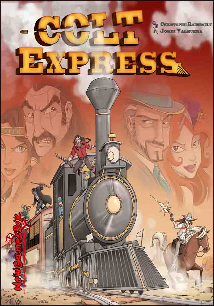 Colt Express Free Download