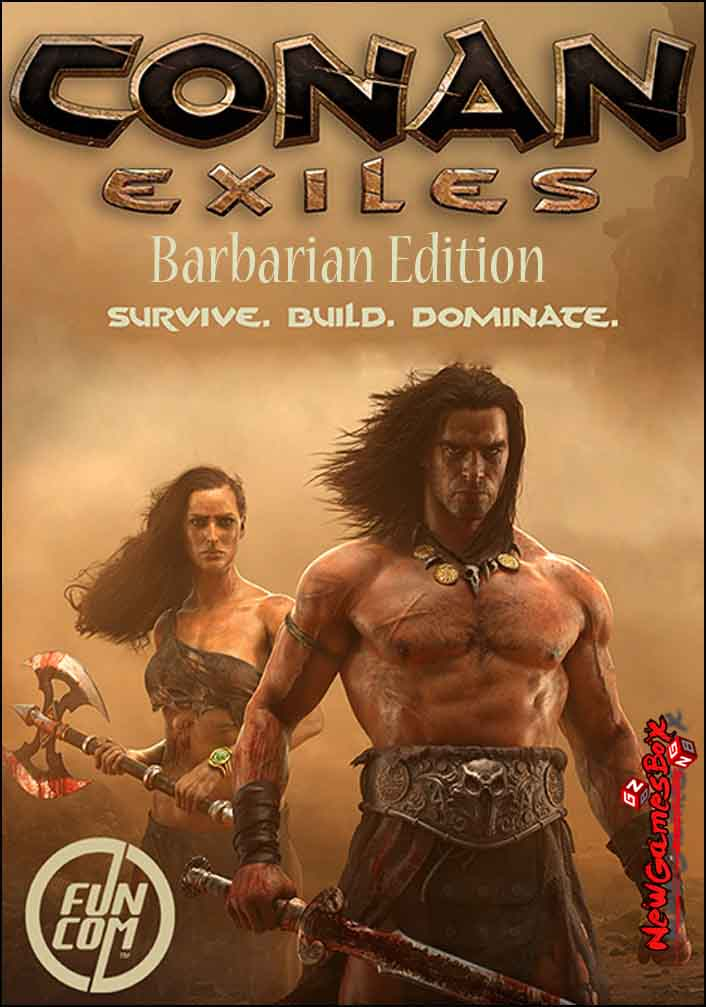 Conan Exiles Barbarian Edition Free Download